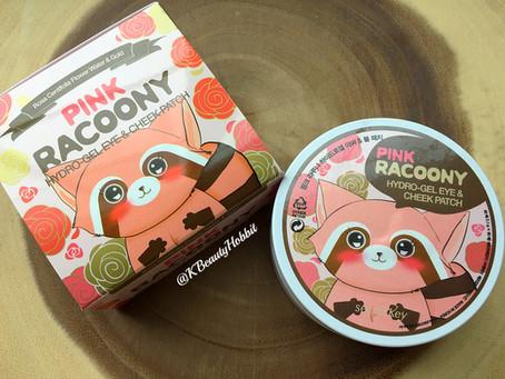 Secret Key Pink Racoony Hydro-Gel Eye & Cheek Patch Review