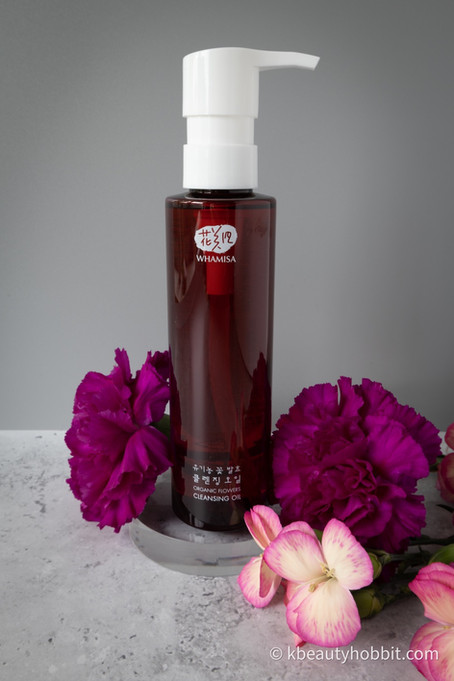 Whamisa Organic Facial Cleansing Oil Review