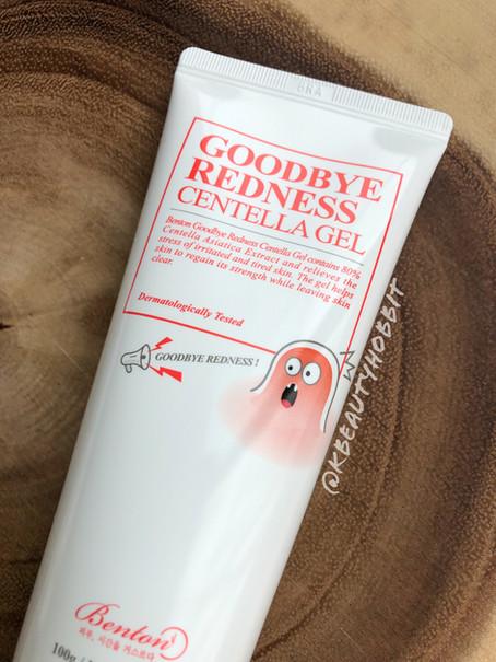 Benton Goodbye Redness Centella Gel Review