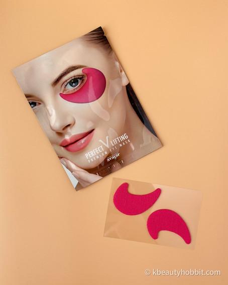 Avajar Perfect V Lifting Premium Eye Mask Review