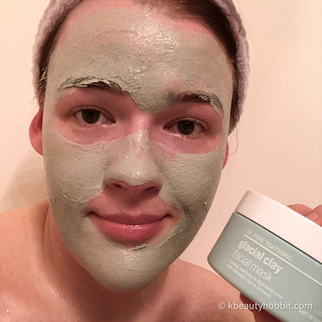 Skin&Lab Dr Pore Tightening Glacial Clay Facial Mask Review
