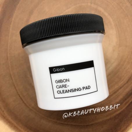 [JOLSE] Giibon Care Cleansing Pad 30ea Review