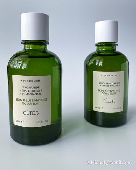ELMT Skin Illuminating Solution Review