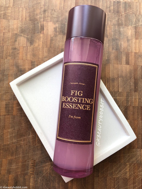 I'm From Fig Boosting Essence Review