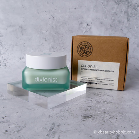 Dixionist Cyforest™ Essence Infusion Cream Review