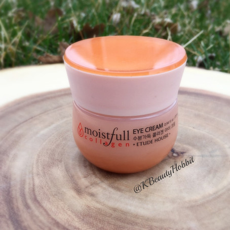 Etude House Moistfull Collagen Eye Cream Review