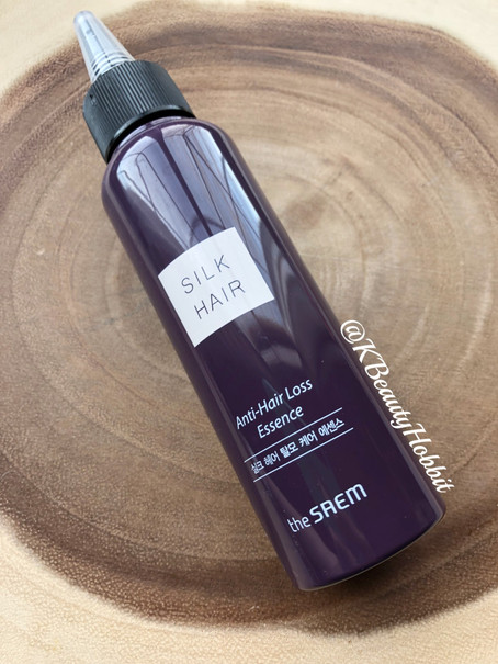 The Saem Silk Hair Hair Loss Care Essence Review