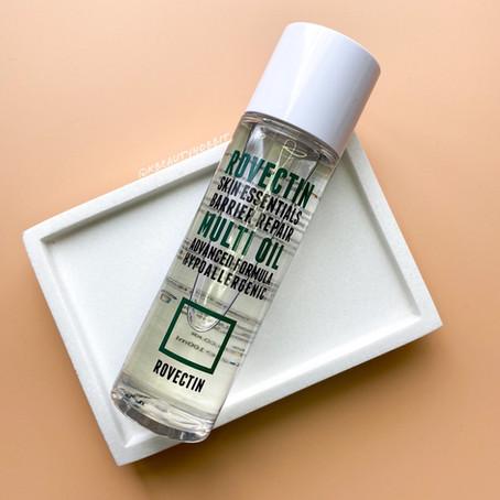Rovectin Skin Essentials Barrier Repair Multi-oil Review