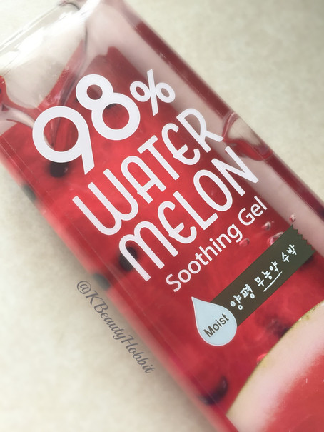 Etude House 98% Watermelon Soothing Gel Review