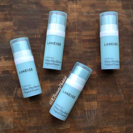 Laneige White Plus Renew Original Essence Review