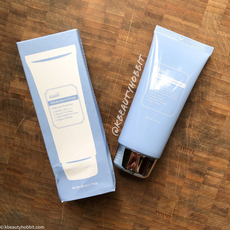 Klairs Mid Day Blue UV Shield Review
