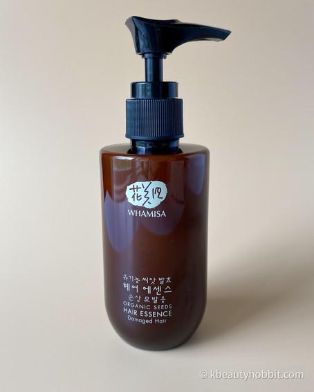 Whamisa Organic Seeds Hair Essence Review