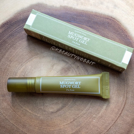 I'm From Mugwort Spot Gel Review