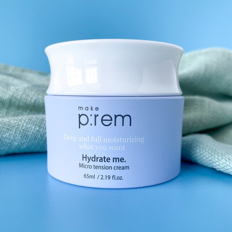 Make P:rem Hydrate Me Micro Tension Cream Review
