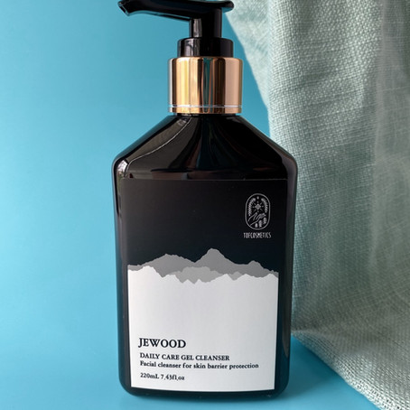 JEWOOD Daily Care Gel Cleanser Review