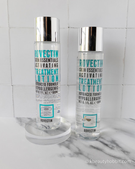 Rovectin Activating Treatment Lotion Review