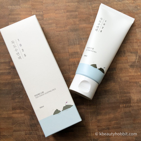 Round Lab 1025 Dokdo Sleeping Pack Review
