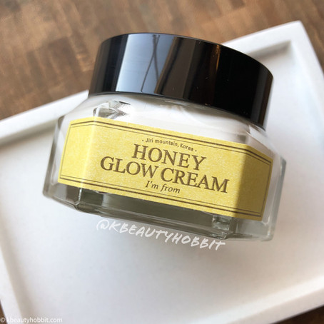 I'm From Honey Glow Cream Review