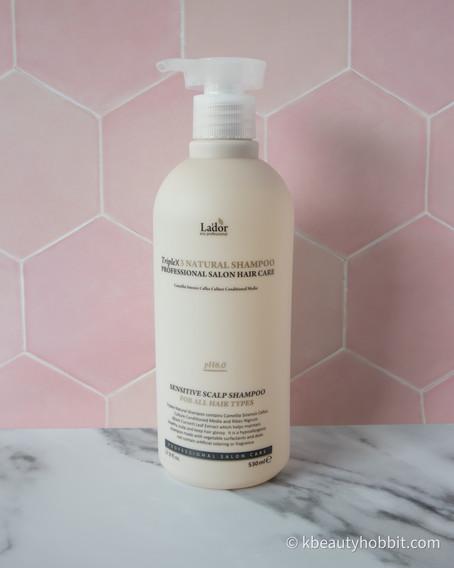 La'dor TripleX 3 Natural Shampoo Review