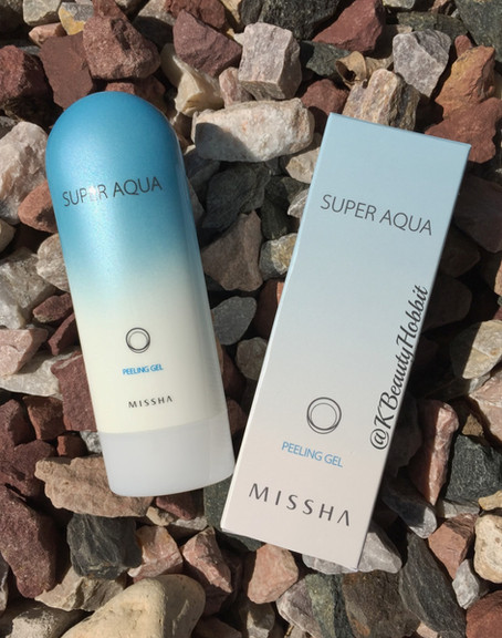 MISSHA Super Aqua Peeling Gel Review