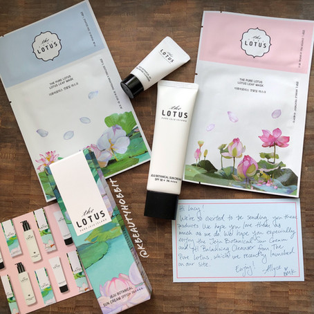 Be Mused Korea & The Pure Lotus Review