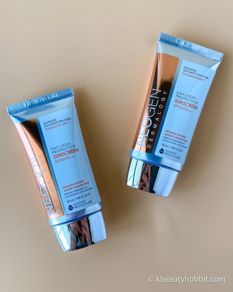 Neogen Day-Light Protection Sunscreen SPF50+ PA+++ Review