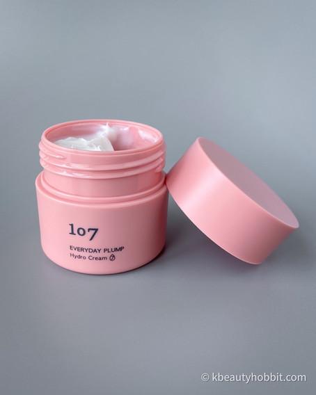 107 Everyday Plump Hydro Cream Review