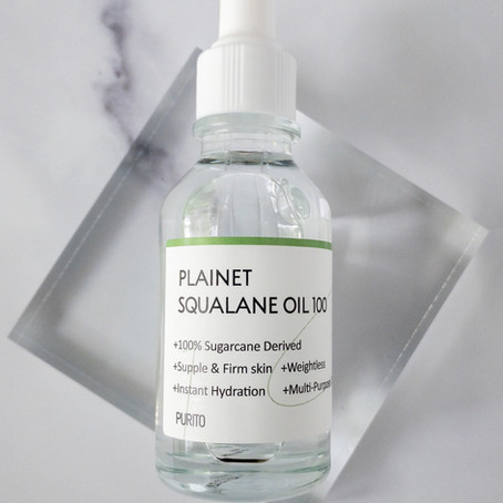 Purito Plainet Squalane Oil Review