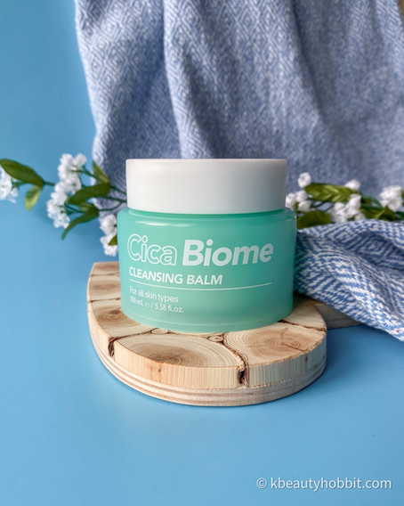 Audrey&Young Cica Biome Cleansing Balm Review