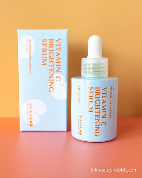 Skin&Lab Vitamin C Brightening Serum Review