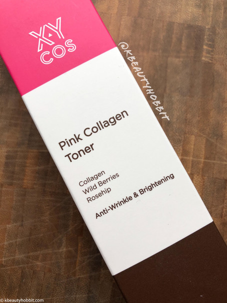 XYCOS Pink Collagen Toner Review