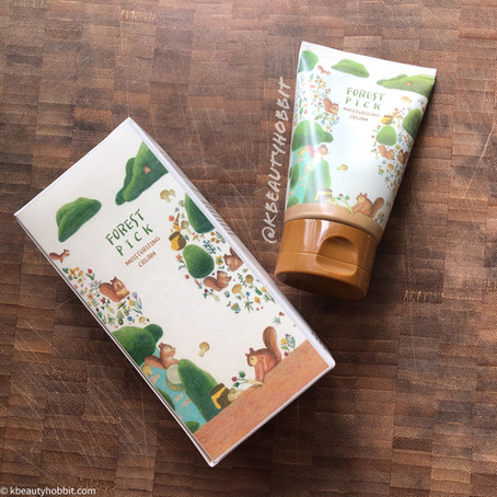 PACKage Forest Pick Moisturizing Cream Review