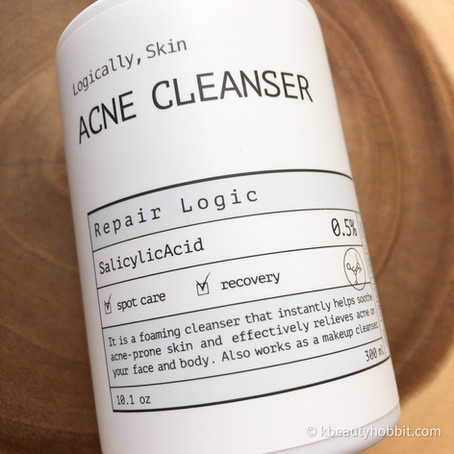 Logically Skin Acne Cleanser Review