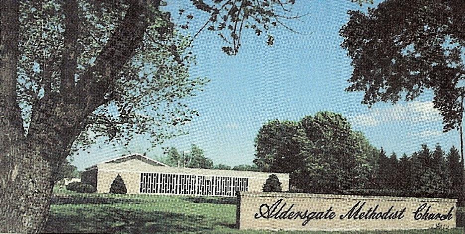 1962 Aldersgate