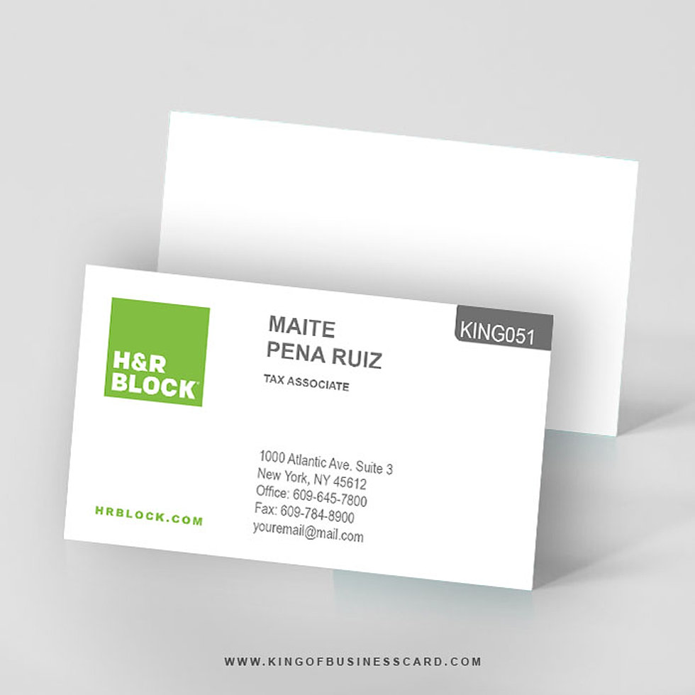 Best Price Business Cards   Gallery   King of Business Card