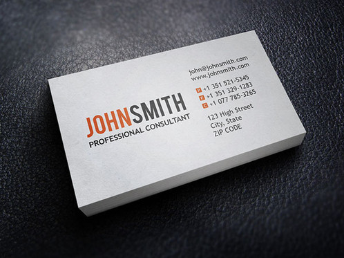 16PT Business Card Business Cards Best Best Deals King of