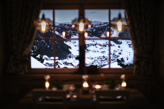 Garnì Fany Dinner Views