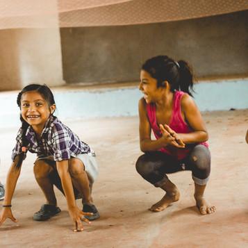 Yoga Giggles  | Co-Giving 2020