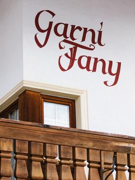 Garnì Fany external view
