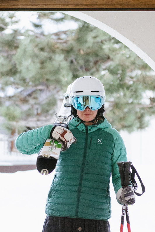Garnì Fany on the slopes