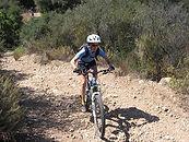 cyclling, mountain-biking