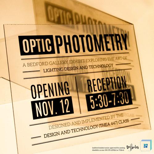 Optic Photometry