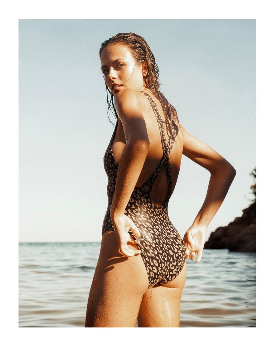 gingeralouest - blog - mode - éco- responsable - maillot de bain - econyl - Resert Priority