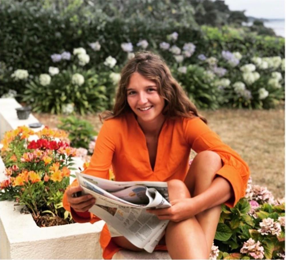 gingeralouest - blog - mode - éco- responsable - marque - bretonne - Kerners - portrait - créatrice -  Inès Mahé Desportes - image - ©kerners