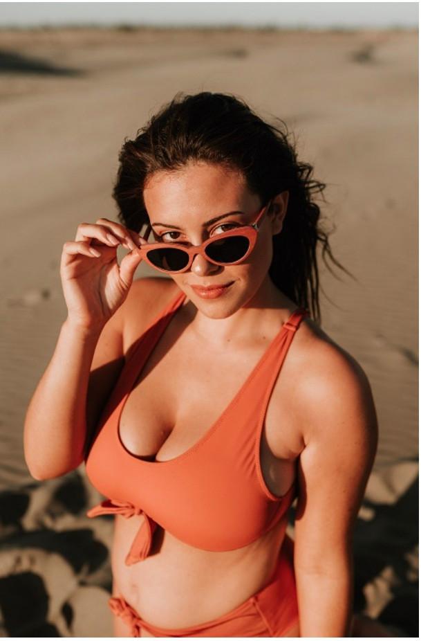 gingeralouest - blog - mode - éco- responsable - maillot de bain - econyl - Maline