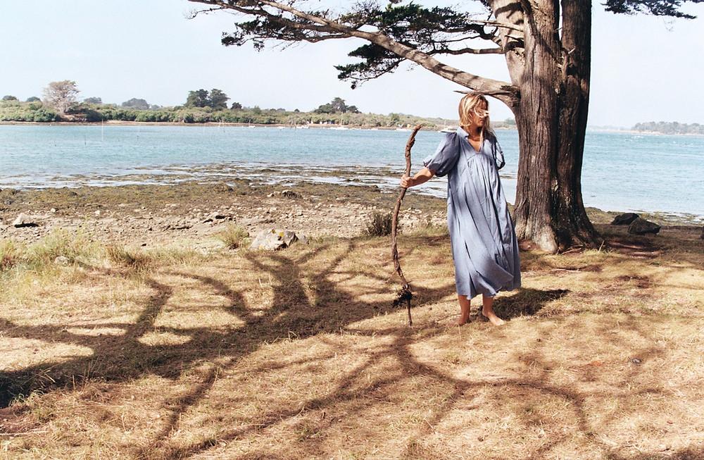 gingeralouest - blog - mode - éco- responsable - marque - bretonne - robe - Kerners - image - ©kerners