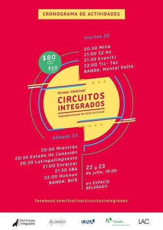 CIRCUITOS INTEGRADOS. 22 y 23 de Julio 16.