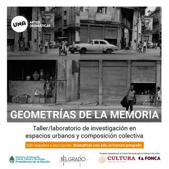 Geometrias de la Memoria