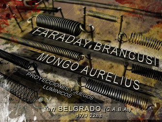 Faraday y Brancusi