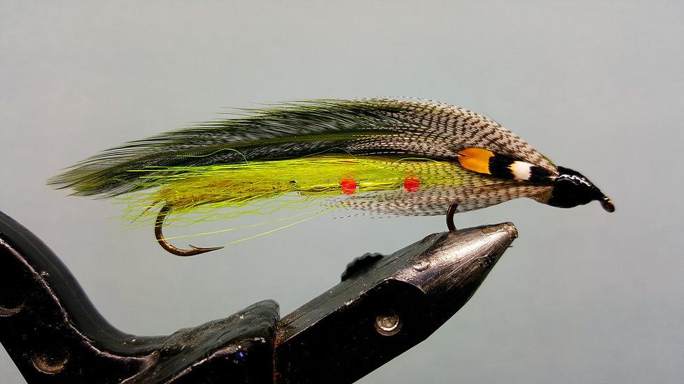 Green CrestedTandem